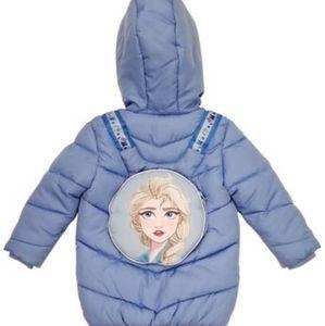 Disney Frozen II Backpack Jacket - 3T